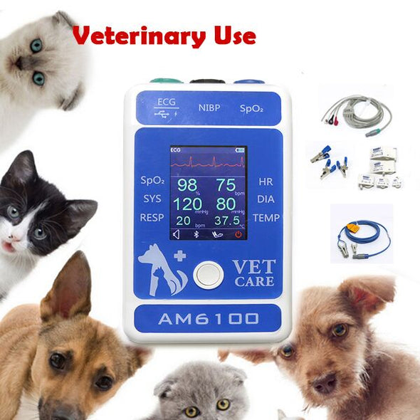 KM-31 2.4 Inch Color TFT LCD Display Portable Bluetooth Veterinary Clinic Equipment