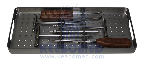 Orthopedic Instrument System Pack - VET EQUIPMENT