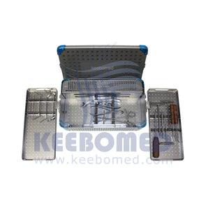 Keebomed Orthopedic Systems Orthopedic Instrument System Pack