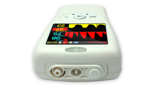 KeeboVet Veterinary Ultrasound Equipment KM 11C CO2 Monitor