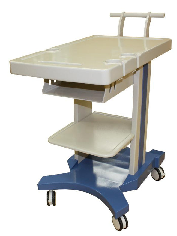 KM-4 Universal Ultrasound Trolley - Deals on Veterinary Ultrasounds  - 2
