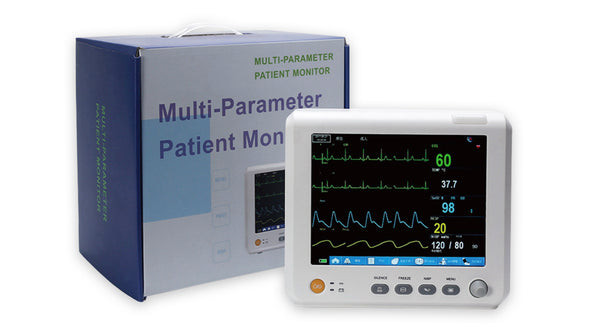 www.keebovet.com Patient Monitors Palm Patient Monitor KM-7Vet