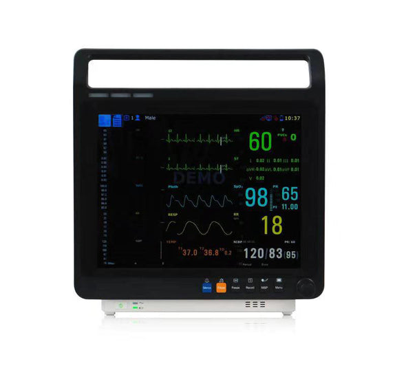 "KeeboVet 8"" Multi-Parameter Vet Monitor"