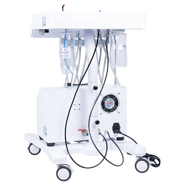 Portable Dental Unit With Compressor