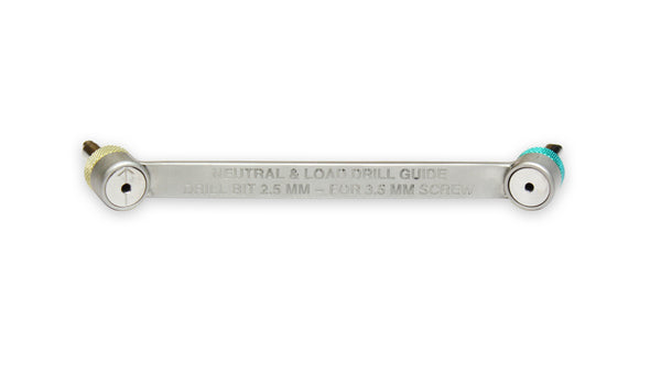 KeeboVet Instruments Orthopedic Neutral And Load Drill Guide 2.5mm