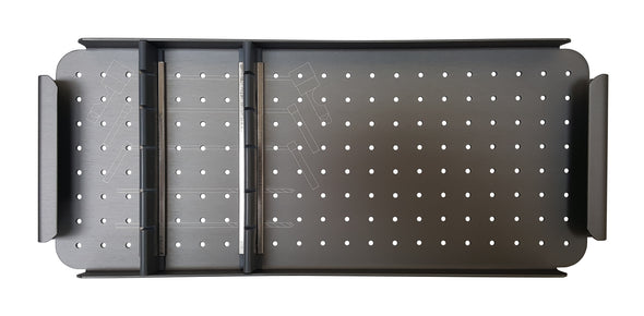 Keebomed Orthopedic Systems Veterinary Orthopedic Instrument Case 3.5/4.0 With Screw Rack Top Tray