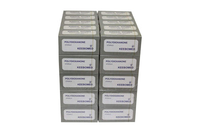 Lots of 50 Boxes - Polydioxanone PDS PDO