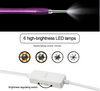 6 High Brightness LED Lamps Endoscope