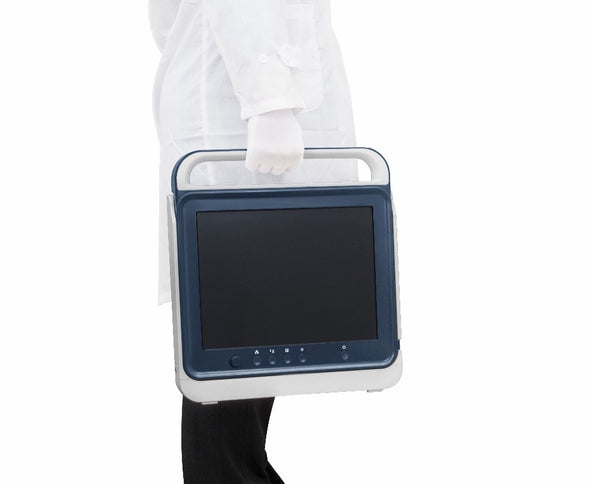 "15"" B/W Portable Touchscreen Ultrasound"