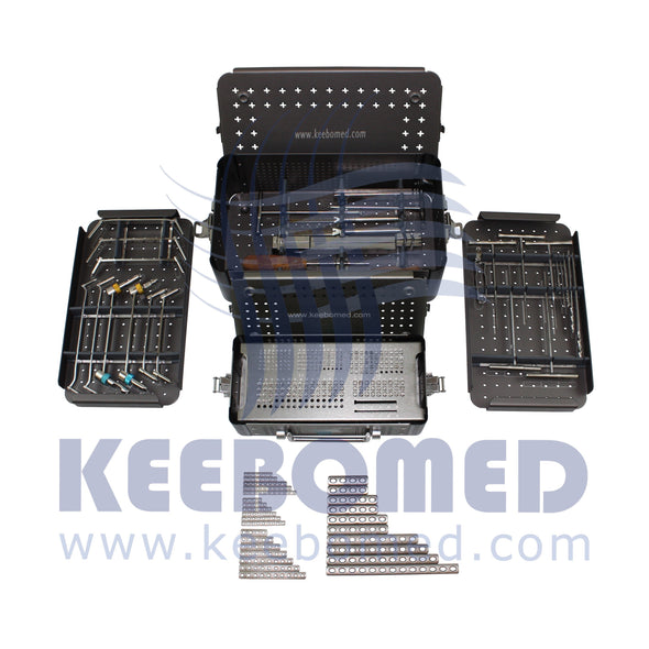 Complete Orthopedic Kit for Small Autoclaves
