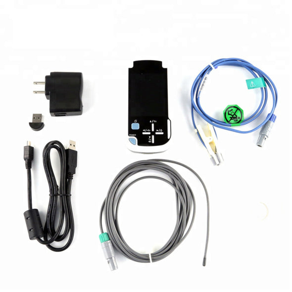 "2.8"" Screen Pulse Oximeter"
