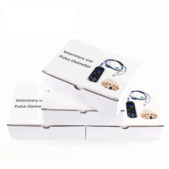 Veterinary Use Pulse Oximeter