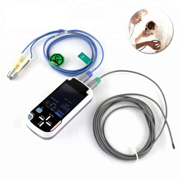 Pulse Oximeter with Bluetooth Function
