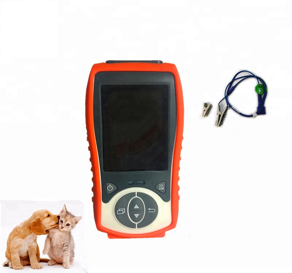 Handheld Veterinary Pulse Oximeter