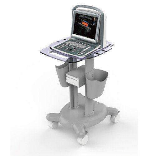 Chison ECO5 Vet Color Doppler Ultrasound | KM-6 Trolley | KeeboVet