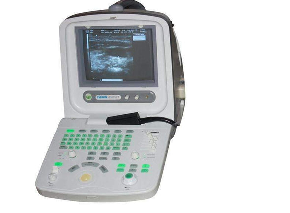 Chison 8300V Demo Model,Portable Ultrasounds,Chison,KeeboVet Veterinary Ultrasound Equipment.