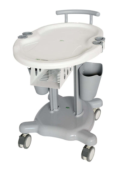 DeLuxe Trolley KM-3, Accessories for Ultrasound | KeeboVet Veterinary Ultrasound Equipment.