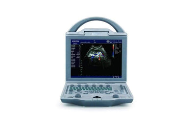 DCU-12 Vet Demo Model, Color doppler, KeeboMed, KeeboVet Veterinary Ultrasound Equipment