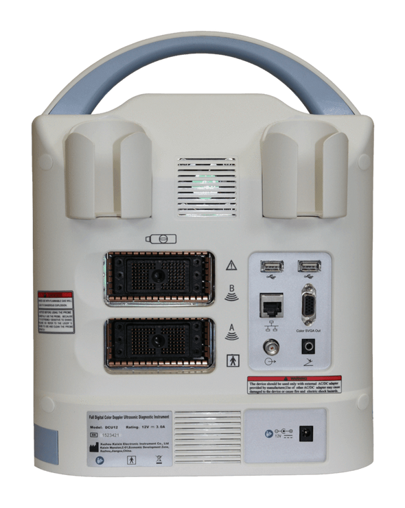 Refurbished DCU-12 Vet On Sale, Color Doppler, KeeboMed, KeeboVet Veterinary Ultrasound Equipment.