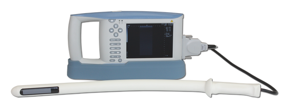KeeboMed Palm Ultrasound KX5100V with Rectal Probe and Insertion Arm