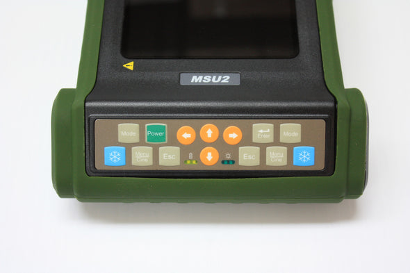 KeeboVet Palm Veterinary Ultrasound MSU-2 Simple, Easy-to-Use Keyboard Layout
