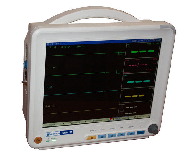 Keebomed Patient Monitors Veterinarian Software Monitor KM-12 With Printer