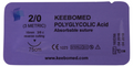 Keebomed Sutures Absorbable Suture PGA Polyglycolic Acid