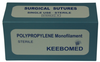 Keebomed Sutures Sutures Polypropylene Monofilament