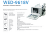 KeeboVet Refurbished Ultrasounds WED-9618V For Sale