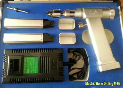 KeeboVet Veterinary Ultrasound Equipment Drills and saw Electric Bone Drill M-03