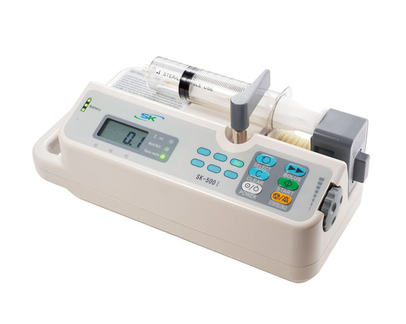 KeeboVet Veterinary Ultrasound Equipment Infusion Pumps Mindray SK-500I Syringe Pump