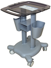 KeeboVet Veterinary Ultrasound Equipment Universal Ultrasound Trolley KM-6