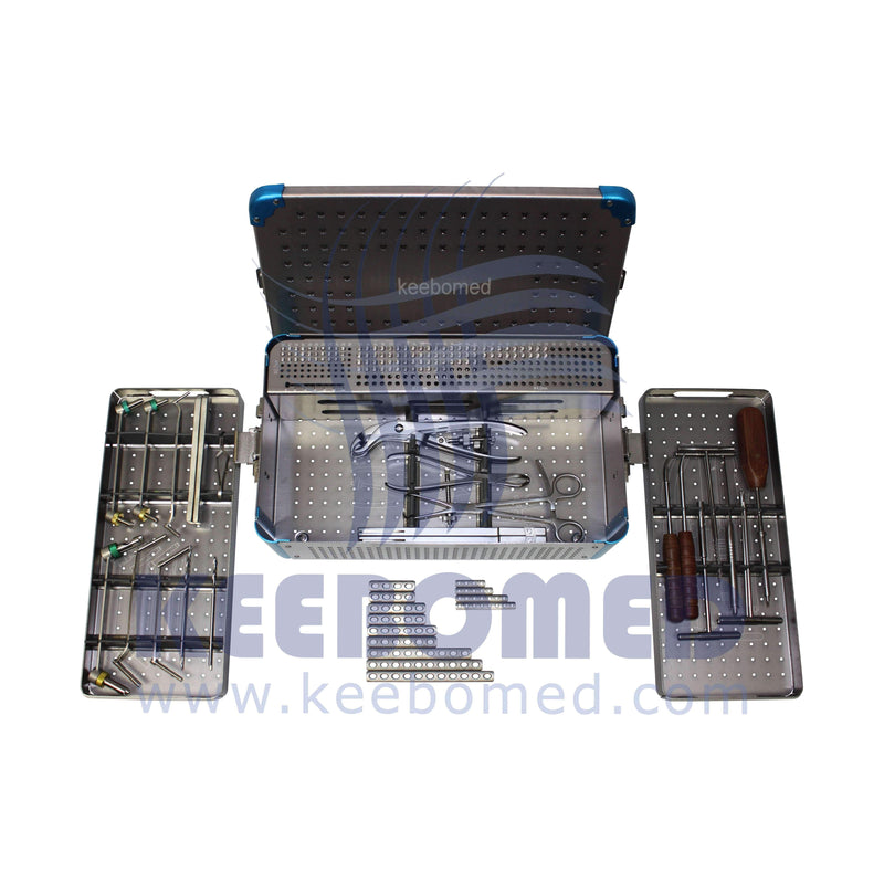 Medium Kit 2.7/3.5/4.0mm Veterinary