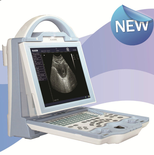 Vet Veterinary Ultrasound Scanner for Dog / Cat / Goat / Small Animal. KX5600
