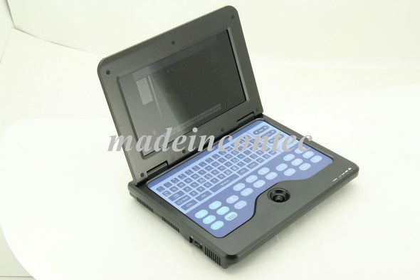 Veterinary CONTEC Digital Notebook/Laptop Ultrasound Scanner,Recta Linear+Convex 658126923446