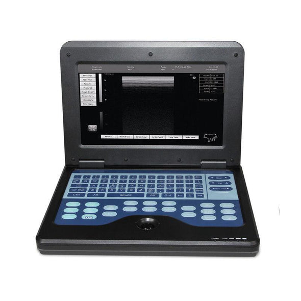 Veterinary Ultrasound Scanner Digital Laptop VET Machine,3 Probes,Horse/Cow/Dog 658126923446
