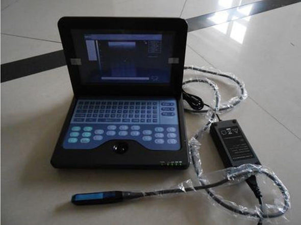 VET Veterinary portable Ultrasound Scanner Machine+2 Probes,Cow/Horse/Dog/Cat,US 658126923446