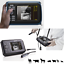 USA! Portable Veterinary Animal Ultrasound Machine Scanner System Rectal Probe