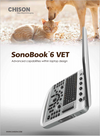 Chison SonoBook 6Vet Laptop Color Doppler Ultrasound for Veterinary