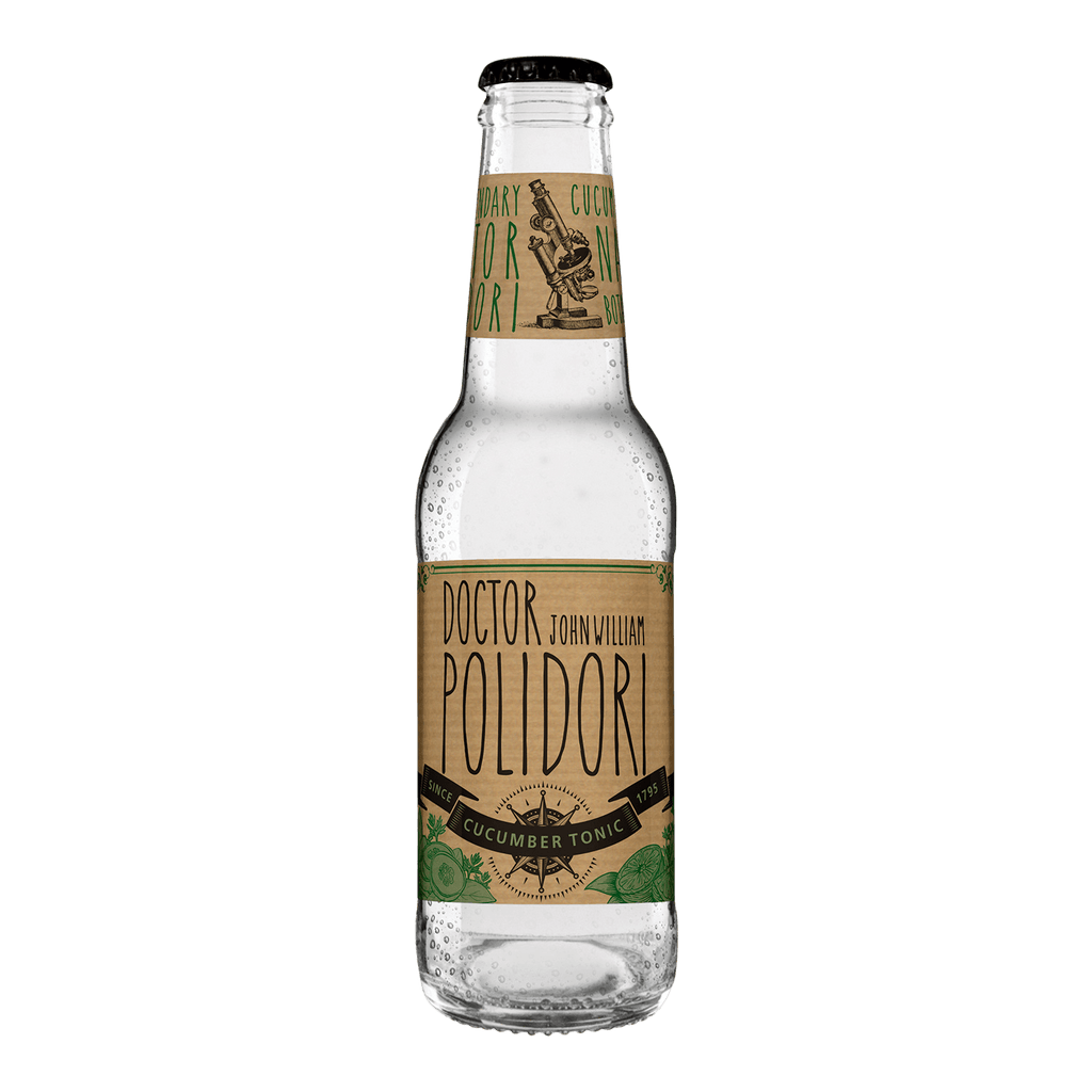 Doctor Polidori's Cucumber Tonic Water - 20cl - URBN DRNK Store