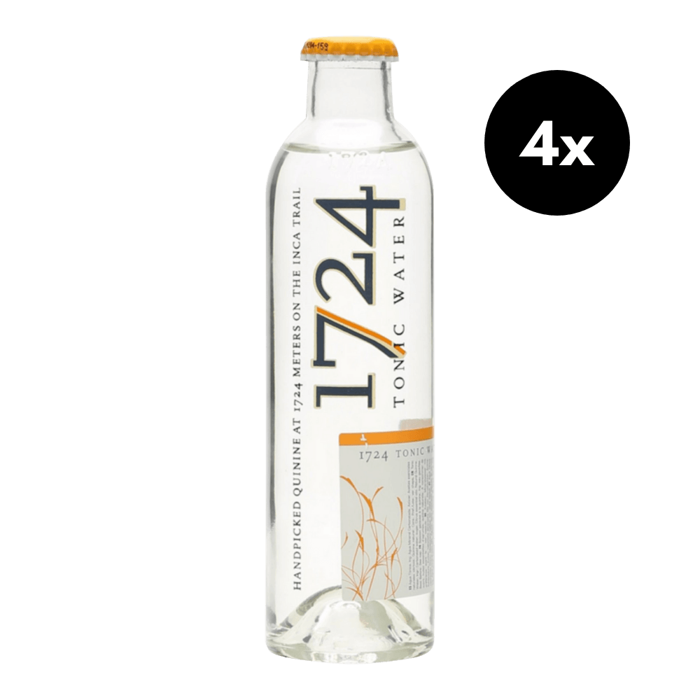 1724 Tonic Water - 4x20cl