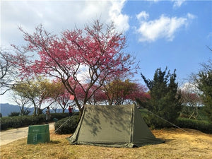 Survival Military Curtain Canopy Tarp Tent