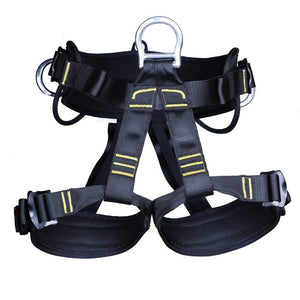 Tactical Survival Climbing Harness  Mountaineering Rescue Rappelling