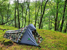 Load image into Gallery viewer, One Person Tent 3-4 Season Ultralight Waterproof Army Bivvy Tents