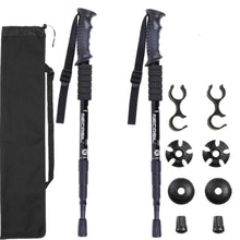 Load image into Gallery viewer, 2pcs/lot Trekking Poles Walking Sticks