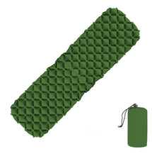 Load image into Gallery viewer, Single Person Lightweight Military Camping Pad