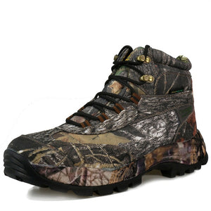 Outdoor Tactical Sport  Waterproof Hiking  Outdoor Hunting Mountain Army Boot