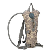 Load image into Gallery viewer, 3L Water Bag Military Tactical Hydration Backpack Outdoor  Water Bladder Bag