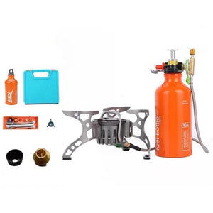 Multi-purpose Survival Outdoor Camping Gas Cooking Stove