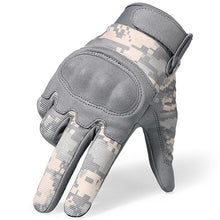 Load image into Gallery viewer, ACU Camouflage Touch Screen  Military  Anti-Skid Hard Knuckle